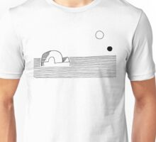 Two Sun Tatooine Unisex T-Shirt