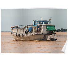Mekong Boats 5 Poster