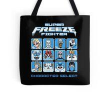 Super Freeze Fighter Tote Bag