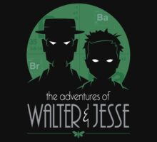 The Adventures of Walter and Jesse VARIANT by RyanAstle