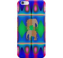 The Elephants Parade iPhone Case/Skin