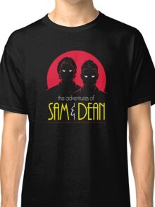 Sam and Dean: The Animated Series Classic T-Shirt