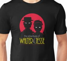 Walt and Jesse: The Animated Series Unisex T-Shirt