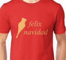 Felix Navidad (Gold) Unisex T-Shirt
