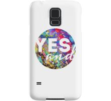 Yes, And. Samsung Galaxy Case/Skin