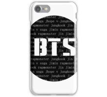 BTS Logo iPhone Case/Skin