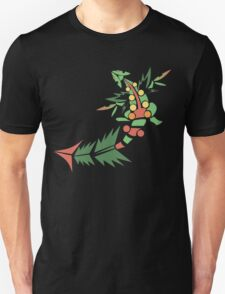 Tribal Mega Sceptile Unisex T-Shirt
