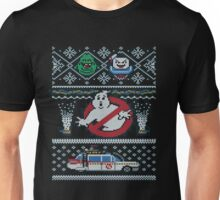 Christmas-jumper-ghostbuster Unisex T-Shirt