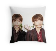 v - jungkook BTS Throw Pillow