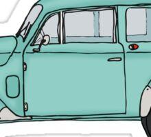 Renault Juvaquatre Sticker