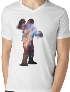 Chewy Mens V-Neck T-Shirt