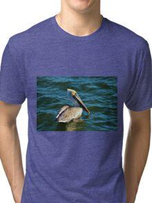 Pelican Beauty Tri-blend T-Shirt