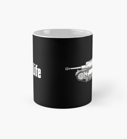 StuG Life - Military History Visualized (Horizontal Version) Mug
