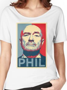 phil Women's Relaxed Fit T-Shirt
