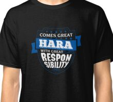 HARA-The-Awesome Classic T-Shirt