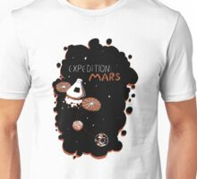 Expedition: Mars Unisex T-Shirt