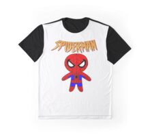 funny spider Graphic T-Shirt