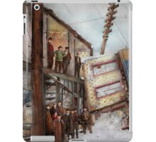 City - Cleveland OH - Open house 1913 iPad Case/Skin