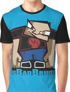 Big Bad Bruiser Graphic T-Shirt