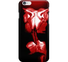 Back In The Red Spotlight iPhone Case/Skin