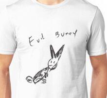 Evil Bunny Unisex T-Shirt