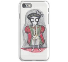 king henry VIII iPhone Case/Skin