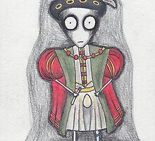 king henry VIII by zehava