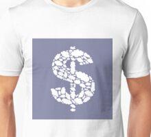Cloud dollar Unisex T-Shirt