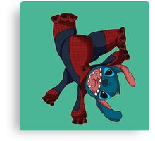 Spider Stitch Canvas Print