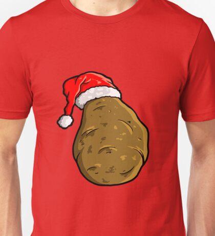 christmas potato Unisex T-Shirt