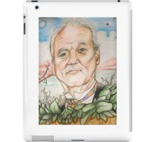 Bill Murray and The Universe iPad Case/Skin