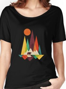 Mountain Bear Beauty Women's Relaxed Fit T-Shirt