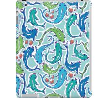 One Fish Two Fish iPad Case/Skin
