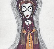 anne boleyn by zehava