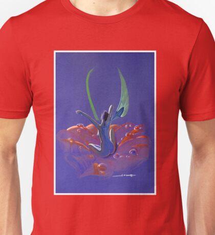 elfe fantastic pastel sec 1 Unisex T-Shirt