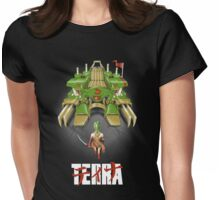TERRA Womens Fitted T-Shirt