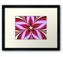 Spirit Flower Framed Print