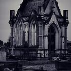Gothic Crypt. by Jeanette Varcoe.