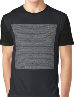 Bee movie script Font-size 31 Read Easy Graphic T-Shirt