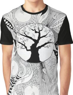 Tree of Life Graphic T-Shirt
