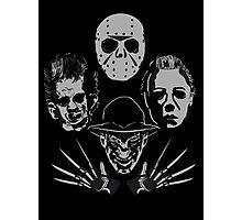 Horror Rhapsody Photographic Print