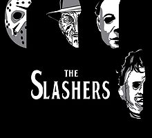 The Slashers by absolemstudio