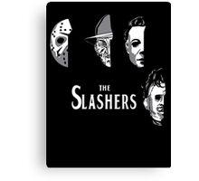 The Slashers Canvas Print
