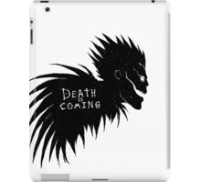 Death is Coming iPad Case/Skin
