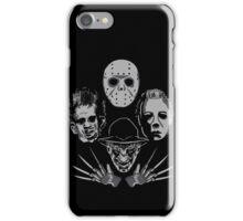 Horror Rhapsody iPhone Case/Skin
