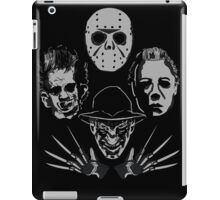 Horror Rhapsody iPad Case/Skin