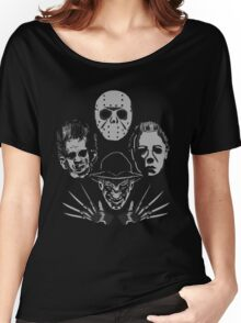 Horror Rhapsody Women's Relaxed Fit T-Shirt