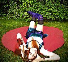Lillian in Wonderland 2 by Lillian-fox