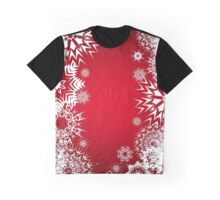 Snowflakes 1 Graphic T-Shirt