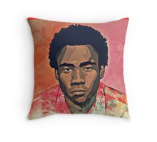 Because the Internet Graphic Throw Pillow